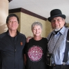 Michael Smith, Sonja Schierle und Dennis Banks (v.l. n. r)