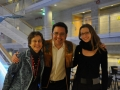 Corinna Veit, Richard Van Camp, Nathalie Scholz