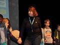 Brigitte Schleipen und die UNICEF-Jury. Klasse!