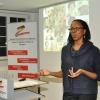 dsc0050 Angela Webb im Vortrag