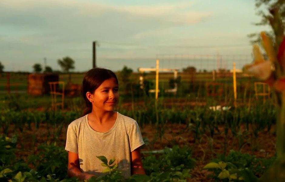 Isabelles Garden - short docu