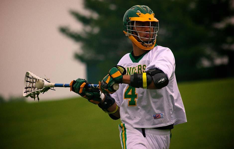Medicine Game (Lacrosse)