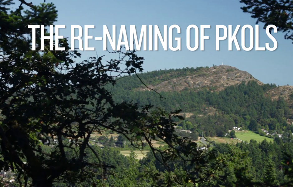 Filmstill Renaming of Pkols