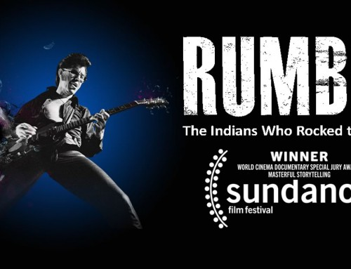 RUMBLE: The Indians Who Rock The World