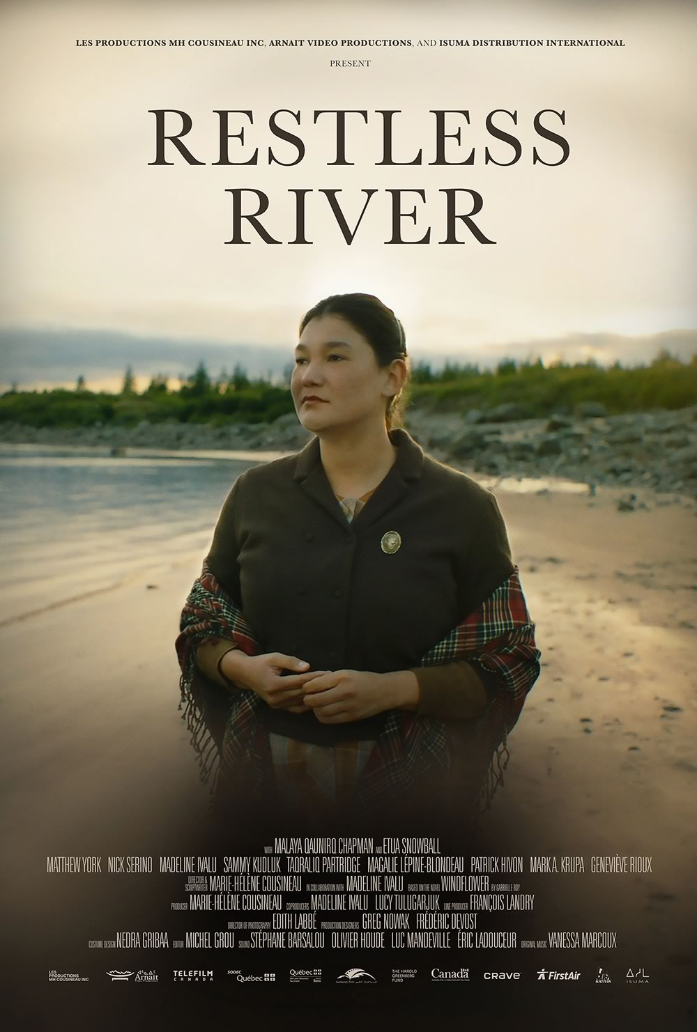 Restless-River
